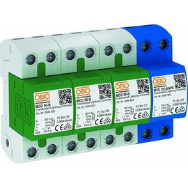 5096879 OBO MCD 50-B 3+1 CoordinatedLightningController Set für T Produktbild