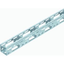 6075142 OBO AZK 050 FT AZ-Kleinkanal gelocht 50x50x3000 Stahl tauchfeuerverzi Produktbild