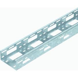 6075258 OBO AZK 100 FT AZ-Kleinkanal gelocht 50x100x3000 Stahl tauchfeuerverz Produktbild