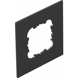7408448 OBO T8NL P1 7035 Abdeckplatte 1xEKR für T4L/T8NL Schmalseite Polyamid Produktbild