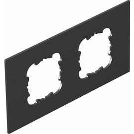 7408470 OBO T8NL P3 7035 Abdeckplatte 2xEKR für T4L/T8NL Polyamid lichtgrau Produktbild
