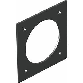 7408486 OBO T8NL PCEE 7035 Abdeckplatte CEE für T4L/T8NL Polyamid lichtgrau Produktbild