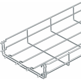 6001441 OBO GRM 55 50 G Gitterrinne GRM 55x50x3000 Stahl galvanisch verzinkt Produktbild