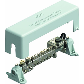 5015650 OBO 1801 VDE Potentialausgleichsschiene 217mm Messing Produktbild