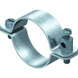 5038014 OBO 942 11 Erdungsschelle 8-11mm Kupfer vernickelt Produktbild