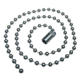 20262 RUNPOTEC Kugelkette L50cm mit Gewinde D6mm Produktbild
