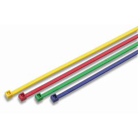 181450 CIMCO KABELBINDER 100 X 2,5 ROT Produktbild