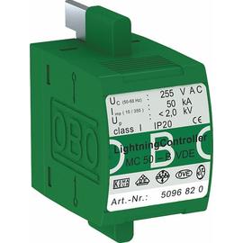 5096820 OBO MC 50-B 0 VDE LightningController Oberteil Produktbild