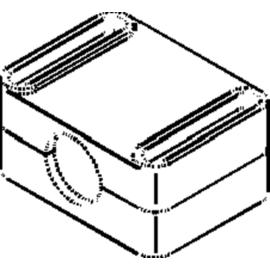000051 PEPPERL BF 30 Befestigungsflansch Produktbild