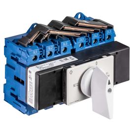 KG105 K900 VE2 F437 K&N Notstromum- schalter 3-pol. Schnappbef. Produktbild