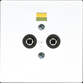 LS965-2WW Jung Potentialausgleich- Steckdose Produktbild