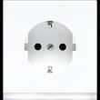 LS520-OWWLEDW Jung SCHUKO-Steckd. m. LED-Orientierungslicht Produktbild