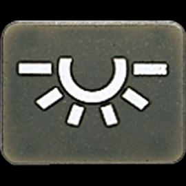 33ANL Jung Taster-Symbol Licht Produktbild