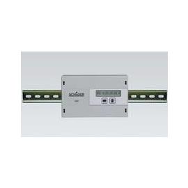 LCU-I102 SCHAUER Hauptuhr mit 1 Linie m.2 Schaltausg. + period. Wochenprogramm Produktbild