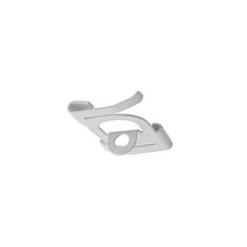 11826448 ELTROPA BISCLIPS AC Schilder- Halter z.Bef./Deckenprofil m.Öse Ø 7,0mm Produktbild