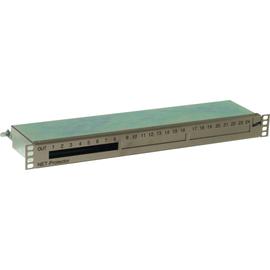 """929034 DEHN Einbaugehäuse 482,6mm (19"""" geschirmt für 1-3 NET-Protector-Schutzpl Produktbild"""