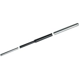 480021 Dehn Erdeinführungsstange St/Zn L=2500mm verjüngt D=16/10mm teilisoliert Produktbild