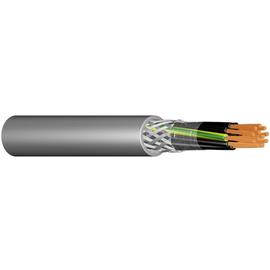 YSLCY-OZ 2X0,75 grau 50m Ring PVC-Steuerleitung CU-geschirmt Produktbild