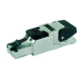 J00026A2001 Telegärtner MFP8 T568B Cat.6A Feldkonfektionierbare Stecker Produktbild