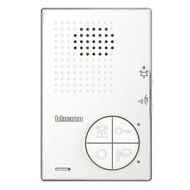 344252 Bticino Audio 2-Draht Innenstelle Classe 100 AP Freisprechen Produktbild