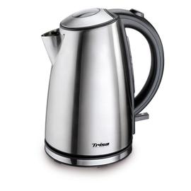 6423.75 Trisa Wasserkocher Quick Boil 1,7L  2200W Edelstahl Wasserstandanzeige Produktbild