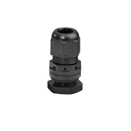 Hensel Anbaukabelstutzen ASS 25 IP67 schwarz Kabelverschraubungen Kunststoff