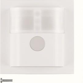 85341189 Berker NEP Bewegungsmelder 1,1m S1 polarweiß glänzend Produktbild