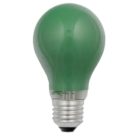 40246 Scharnberger Glühlampe 25W E27 grün Produktbild