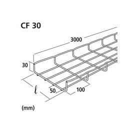 CM000018 CABLOFIL CF 30/50 BD IN304L Produktbild