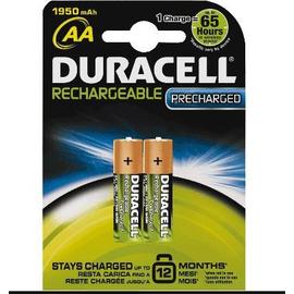 056978 Duracell StayCharged Akku AA Mignon (2 ST.-BL.) 2500mAh B2 Precharged Produktbild