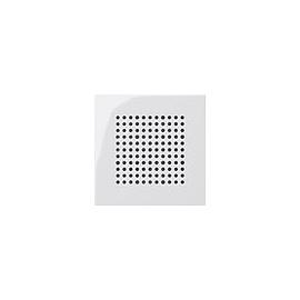 248303 GIRA Abdeckung Lautsprecher System 55 Reinweiß Produktbild