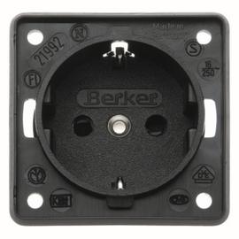 9418505 BERKER INTEGRO SSD schwarz matt Produktbild