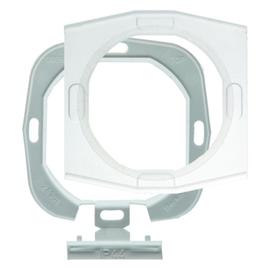 10107600 BERKER R.x Dichtungsset für Steckdosen/ Zentralstück transparent Produktbild