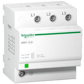 A9L16633 SCHNEIDER E Ü-ABL PRF1 12,5KA R(HK) T1+2 (B+C) 3P Produktbild