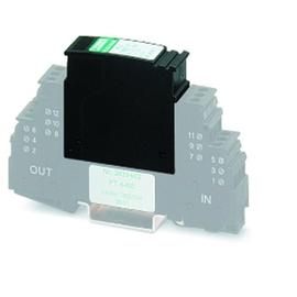 2839240 Phoenix Überspannungsschutz Stecker PT 4-24DC-ST Produktbild