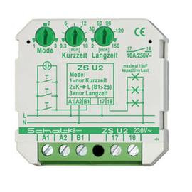 zsu209 SCHALK Licht-Impulsschalter UP ZSU2 Produktbild