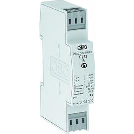 5098600 OBO FLD 5 Blitzbarriere mit Entkopplungsinduktivität 5V AC Produktbild