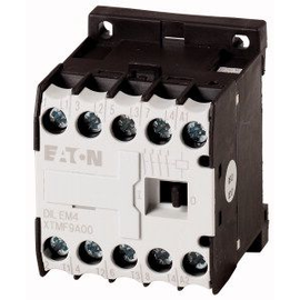 000637 Eaton DILEM4(TVC200) 4-pol. Schütz, 20A/AC-1, AC-betätigt Produktbild