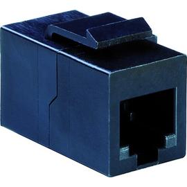 940.085 Bachmann Modul ISDN RJ12 Buchse / Buchse schwarz Produktbild