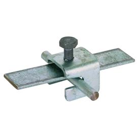 308026 DEHN Verbindungsklemme St/tZn f. Gebäude- Armierungen f. Rd 6-10mm/Fl 30m Produktbild
