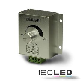 111094 Isoled LED Dimmer 12-24V, 8A Produktbild