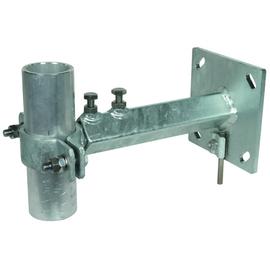 105345 DEHN Wandbefestigung St/tZn für Rohre D 60mm Wandabstand variabel 250-35 Produktbild