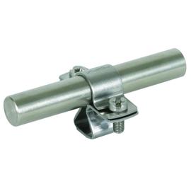 274116 Dehn Stangenhalter Dehn Hold Niro für 16mm Fangstange Wandmontage Produktbild
