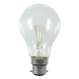 40670 Scharnberger Glühlampe 60W B22d Klar 240V Produktbild