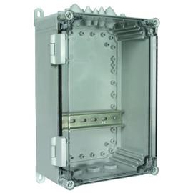 902315 DEHN Isolierstoffgehäuse Aufputz IP54 für Reiheneinbaugeräte 10 Teilungse Produktbild