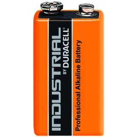 082991 Duracell Industrial Alkaline 9V (MN1604/6LF22) ST10 (10STK.-PKG.) Produktbild