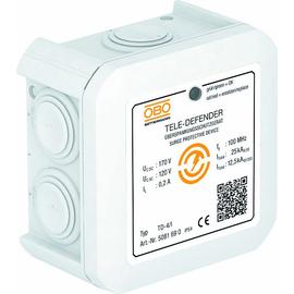 5081690 OBO TD-4/I Überspannungsschutzgerät für TK-Anlagen Produktbild