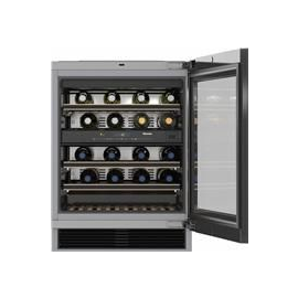 09138040 MIELE KWT 6322 UG Unterbau-Wein mit FlexiFrame und Push2open Produktbild
