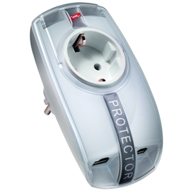 909320 DEHN Überspannungsableiter DEHNprotector Kom- biadapter für Energie Produktbild