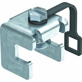 5015731 OBO 1801 RK30 Reihenklemme für Potentialausgleichsschiene 30mm Stahl ga Produktbild
